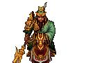Guan Yu Battle Sprite 2 (ROTKLCC)