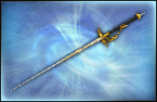 Lightning Sword - 3rd Weapon (DW8)