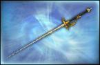 Lightning Sword - 3rd Weapon (DW8)