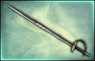 Stretch Rapier - 2nd Weapon (DW8)