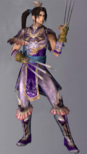 Zhang He Alternate Outfit (DW4)