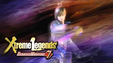 DYNASTY WARRIORS 7 Xtreme Legends BGM - Trick and Magic