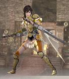 Wang Yi Alternate Outfit (DW7XL)