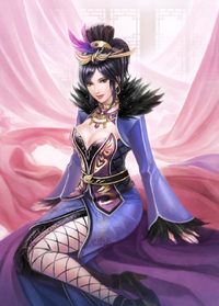 Zhenji Artwork (DW9)