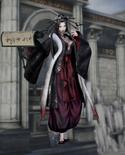Tamamo Legendary Costume (WO4 DLC)