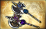 Twin Axes - 5th Weapon (DW8)