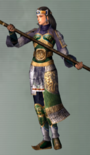 Yue Ying Alternate Outfit 2 (DW4)