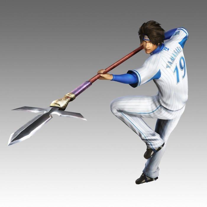 Warriors Orochi 4 Athena: Yukimura Sanada Baystars Costume (MS DLC).png