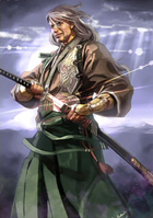 Nobutsuna Kamiizumi (TKD2)
