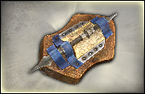 Spiked Shield - 1st Weapon (DW8)