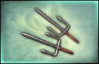 Trishula - 2nd Weapon (DW8)