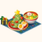 Christmas Tsukemen (TMR)