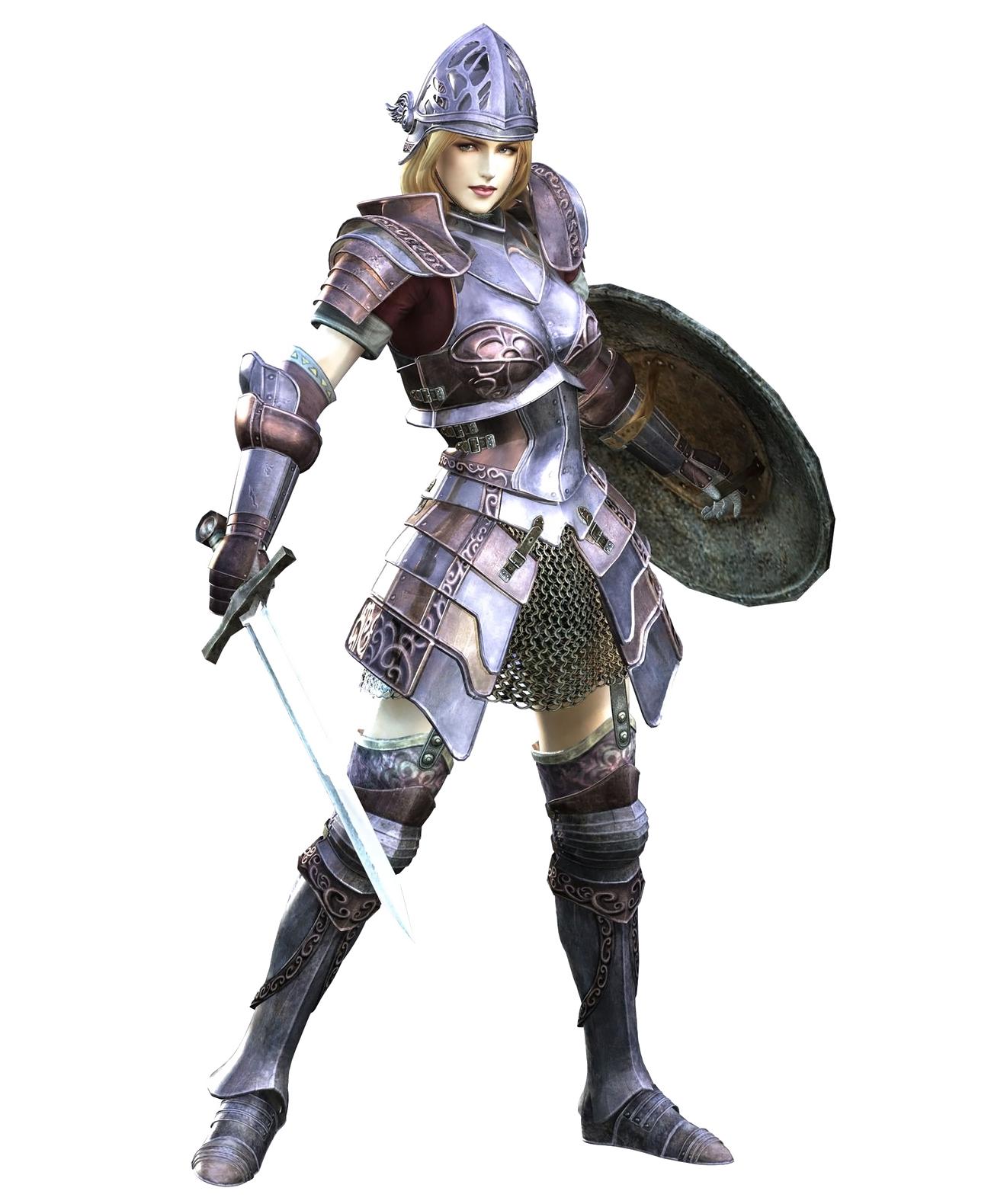 Warriors Orochi 4 All Female Characters: Image - Female Protagonist 1 (BS).jpg