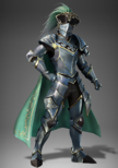 Ma Dai Knight Costume (DW9 DLC)
