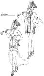 Zhen Ji Concept Art (DW4)