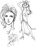 Zhen Ji Concept Art (DW3)