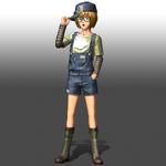 Armin Modern Costume (AOT2 DLC)