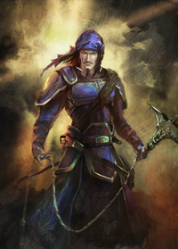 Jia Xu Artwork (DW9)