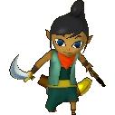 Tetra Alternate Costume 4 (HWL DLC)