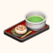 Cat Manju Tea Ceremony Set (TMR)