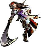 Dynasty Warriors DS - Zhou Yu