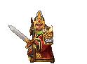 Lu Xun Battle Sprite 2 (ROTKLCC)