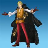 Sanji Film Z Costume (OP2 DLC)