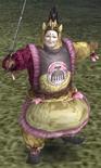 Yoshimoto Imagawa Alternate Outfit (SW2XL)
