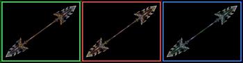 DW Strikeforce - Dual Spear 8