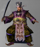 Dong Zhuo Alternate Outfit 3 (DW4)