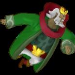 King Daphnes Alternate Costume 2 (HWL)