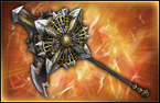 Rotating Halberd - 4th Weapon (DW8)