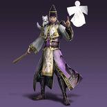 Seimei Abe Costume (WO3U DLC)
