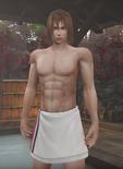Mitsunari Ishida - Bath Outfit (MS)