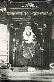 Tenkai-statue