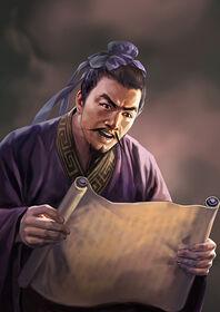 ROTK12 Jiang Gan