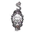 White Tiger Beast Battle Sprite (ROTKLCC)