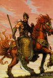 Guan Yu DW6 Artwork