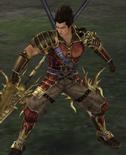 Toshiie Maeda Alternate Outfit (WO2)