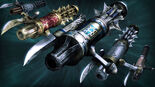 Jin Weapon Wallpaper 2 (DW8 DLC)