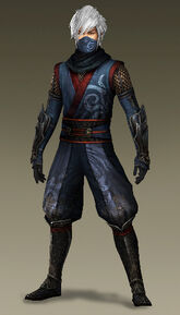 Male Protagonist Outfit (TKD DLC)