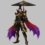 Nobunaga Oda Gifu Collaboration (SW4)