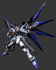 Strike Freedom Gundam (DWG2)