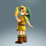 Young Link Alternate Costume 4 (HWL DLC)