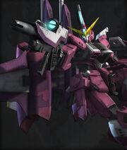 Justice Gundam (DWGR)