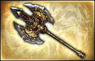 Short Halberd - 5th Weapon (DW8)