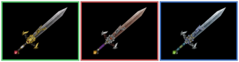 DW Strikeforce - Sword 8