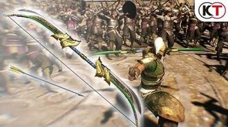 """Dynasty Warriors 9 - Additional Weapon """"Tooth & Nail"""""""