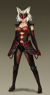 Female Protagonist Outfit 2 (TKD DLC)