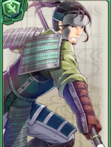 Green Sentry Leader (GT)